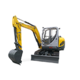 Tracked Conventional Tail Excavators - 6003