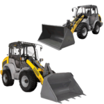 All Wheel Steer Loaders