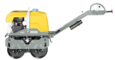 RD7- Hand-guided double vibration roller